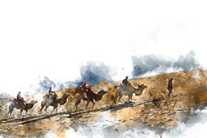 丝路人文遗存与唐代文学的西域书写
