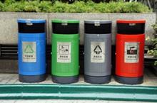 生活垃圾分类要和后端利用结合起来