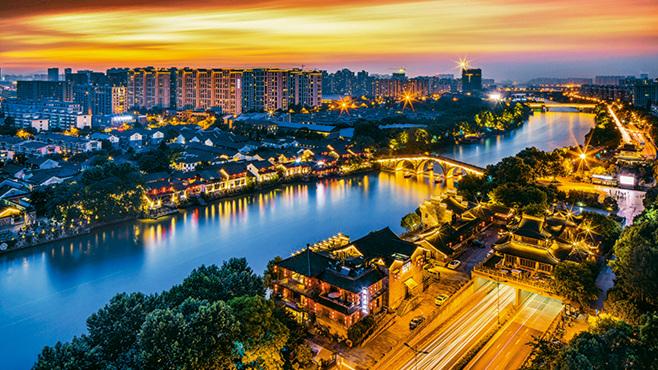 让古老的大运河向世界亮出金名片