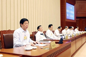 China's top legislature starts bimonthly session
